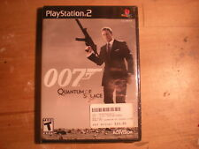 Bond 007 Quantum of Solace (Playstation 2/PS2) New!