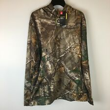 Under Armour Storm 1 Sweatshirt Hoodie Mens XL Long Sleeve Realtree Xtra Camo