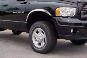 Stainless Fendertrim Fits Dodge Ram 1500 Sport '09-18 Long