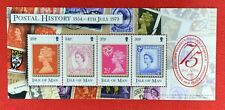 Zayix - 2001 Isle of Man / Great Britain 900 Mnh - Stamps on Stamps Ss