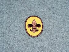 VINTAGE BSA INSIGNIA…SCOUT BADGE…SC1A ISSUE…STARCH BACK...1972