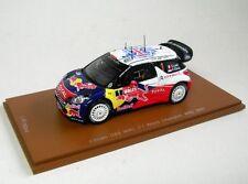 Citroën DS3 WRC N° 1 Champion Du Monde wrc 2011