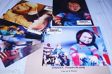 Child's Play 2 LA POUPEE DE SANG ! rare  jeu 8 photos cinema lobby cards