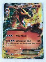 Charizard EX ULTRA RARE 12/106 XY Flashfire Pokemon card TCG NM HOLO REAL