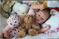 "SUMMER@Long Agotado Nuevo Kit De Muñeca Bebé Reborn por Mylene Swertz @ 22"" @LE250"