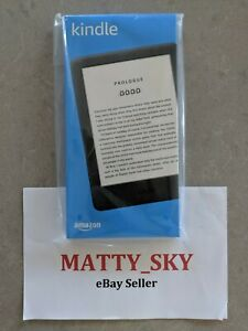 Amazon Kindle 8GB with Built-in Front Light - Black (10th Gen) *NEW / SEALED*