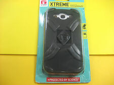 XTREME FOR SAMSUNG GALAXY S III CASE  BLACK  COLOR