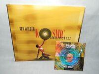 Ken Wilber Kosmic Consciousness 10 CD set & Speaking of Everything 2 CD set