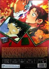 Detective Conan: The Crimson Love Letter (Movie 21) ~ DVD ~ English Subtitle ~