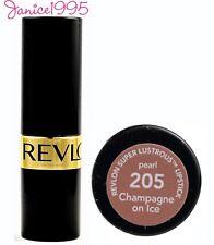Revlon Super Lustrous Lipstick Pearl Champagne on Ice 205 4g