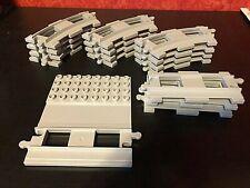 New Lego Duplo 10874 Push & Go Steam Train - All 16 Track Pieces Only-100%Fedbk