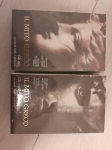 Meridiani mondadori Il Mito greco Vol1. 9788804583479 vol2. 9788804604839