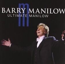 BARRY MANILOW ( NEW SEALED CD ) ULTIMATE /  20 GREATEST HITS / THE VERY BEST OF