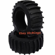 RC 1:8 Snow Sand Paddles Tires Tyres for HPI HSP Traxxas Baja Buggy Car (2)