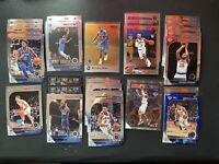 2019-20 Panini NBA Hoops Premium New York Knicks Team Lot RC RJ Barrett Arriving