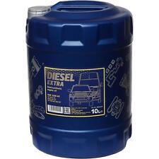 10 Liter Orignal MANNOL Motoröl SAE 10W-40 DIESEL EXTRA Engine Oil Öl