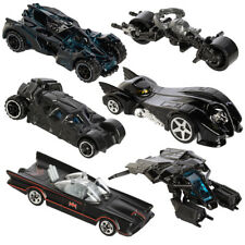 6pc Hot Wheels Cars Set DC Comics Batman Batmobile Die-Cast Cars Toys Kids Adult