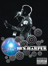 Ben Harper - Live at the Hollywood Bowl (DVD, 2003) New
