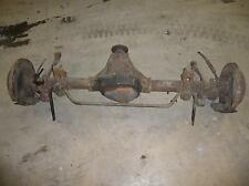 """98 99 EXPEDITION Rear Axle Assembly 9.75"""" ring gear 3.73 ratio ID S935 IC 1906 D"""