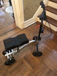 Nova TKW-12 Turning Knee Walker #300lb Capacity Knee Scooter Crutch Alternative