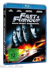 FAST & FURIOUS: NEUES MODELL, ORIGINALTEILE (Vin Diesel) Blu-ray Disc NEU+OVP