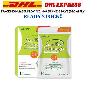 Lennox Garcinia Cambogia Chrysanthemum Tea Bag (28 X 33g) Increase Metabolism