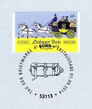 Rfa 2014: Lindauer Messager Nr 3101 Avec Sauberem Bonner