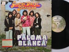 Rock Promo Lp George Baker Selection Paloma Blanca On Warner Bros. (Promo)