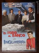DVD EL ROBO AL BANCO DE INGLATERRA - PETER O'TOOLE - NUEVA, PRECINTADA (5Z)