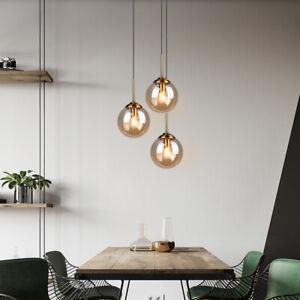 Kitchen Pendant Light Glass Ceiling Lamp Bar Lights Bedroom Chandelier Lighting