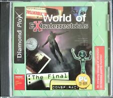 WORLD OF EXTRATERRESTRIALS by DIAMOND PLAY. PC CD-ROM. VGC. UK DISPATCH