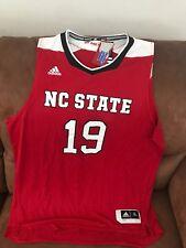 Adidas NC State Ncaa Basketball Jersey NWT Size XL Mens 4eacbb4e8