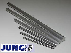 L/änge 1000 mm Abmessung /Ø 30 mm Aluminium Rundstab FRACHTFREI Rundmaterial Oberfl/äche blank gezogen