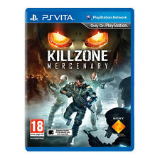 PSVITA Killzone Mercenary For Playstation 4 - Ps vita Games - Killzone Mercenary