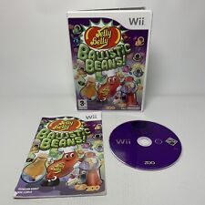 Jelly Belly Ballistic Beans Nintendo Wii 3+ Puzzle Game - Complete - PAL - VGC!!