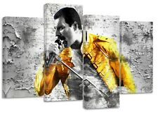 Freddie Mercury,collage, split canvas prints