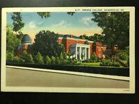 Vintage Postcard>1942>Brenau College>Gainesville>Georgia