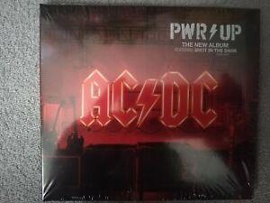 """AC/DC POWER UP DIGIPACK * NAGELNEU """"EINGESCHWEIßT"""