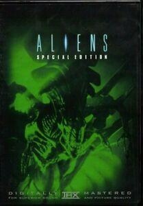 ALIENS SPECIAL EDITION DIGITALLY MASTERED ( thin case dvd)