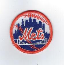 1980's New York Mets patch skyline logo vintage
