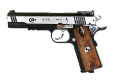Colt 1911 Special Combat Classic BB Pistol - 0.177 cal - Limited Edition! Semiau