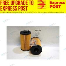 Wesfil Oil Filter WCO107 fits Peugeot 407 2.7 HDi