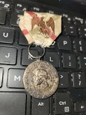 Commemorative medal of the 1862 Mexico Expedition VERY RARE MEDAL VERY REAL