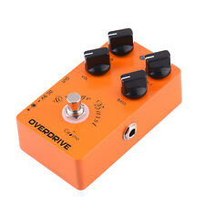 New Caline CP-18 Overdrive Pre AMP Distortion True Bypass Effect Pedal Guitar