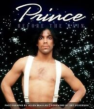Prince : Before the Rain, Hardcover by Beaulieu, Allen (PHT); Dickerson, Dez ...