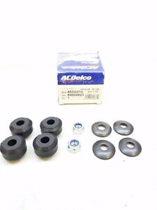 45G0210 ACDelco Front Sway Bar End Link Bushings Fits Volvo 240 Series 1975-1988