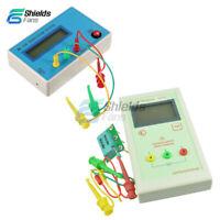 MK-328 MK-168 TR LCD Transistor Tester LCR ESR Diode Meter Test Hook Lead Cable