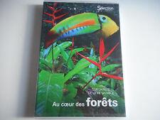 DVD - AU COEUR DES FORETS / SUR LA PISTE DE LA VIE SAUVAGE - ZONE 2