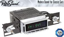 Retrosound Classic autorradio rc-900c Oldtimer Design radio look retro 4x18w RMS