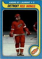 1979-80 Topps #73 Andre St.Laurent - NM